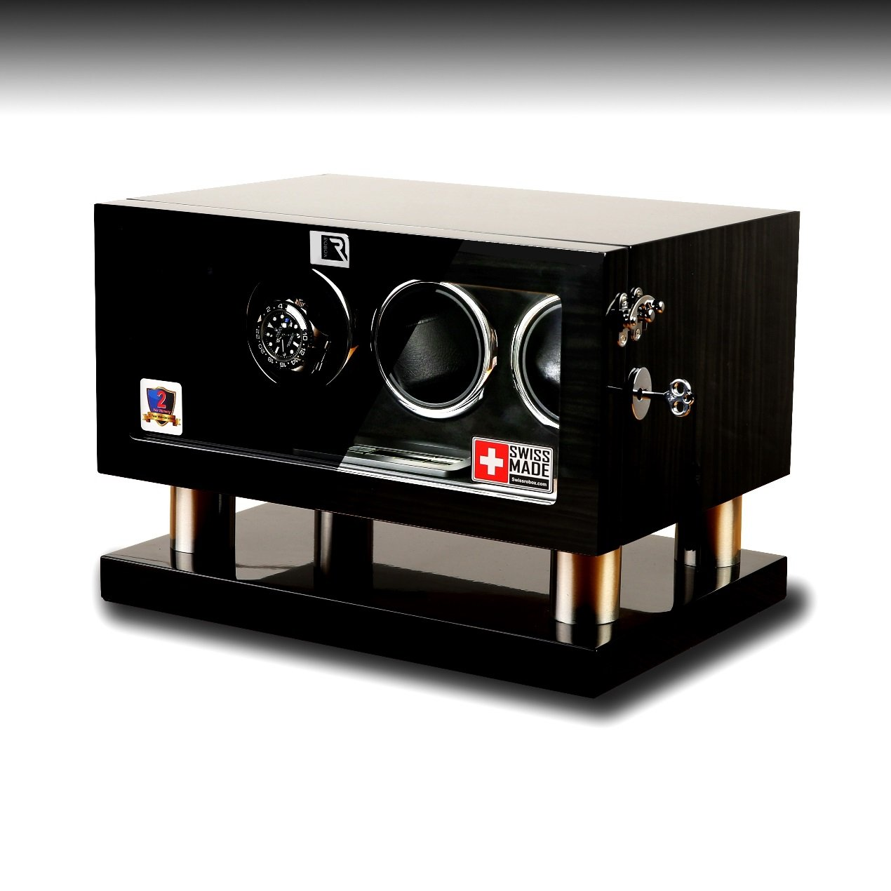 About SWISS ROBOX COMPANY - Specializing in manufacturing watch winder box