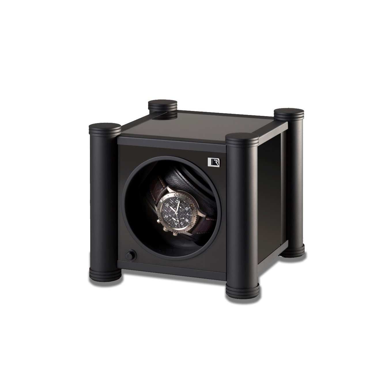 WATCH WINDER 1 BOX SRW6001B of The ROBOX Brand - Perfect choice for you