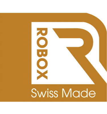 Swiss Robox Company Logo Vector