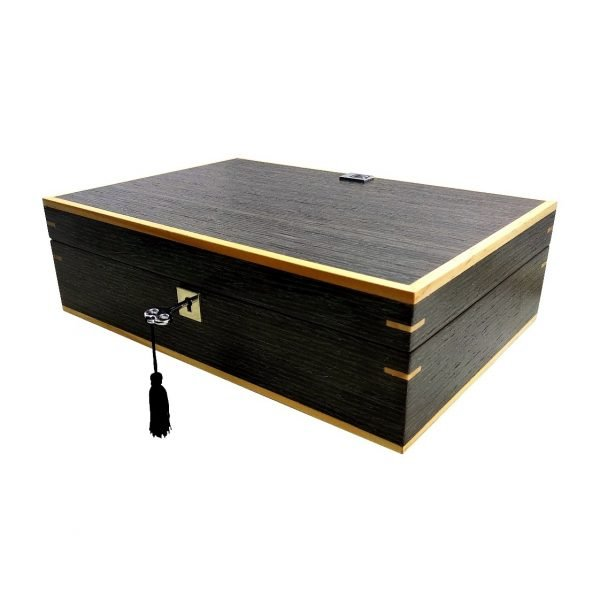 ROBOX WATCH BOX FOR 10 WATCHES SRW80010W-DB - The perfect for you