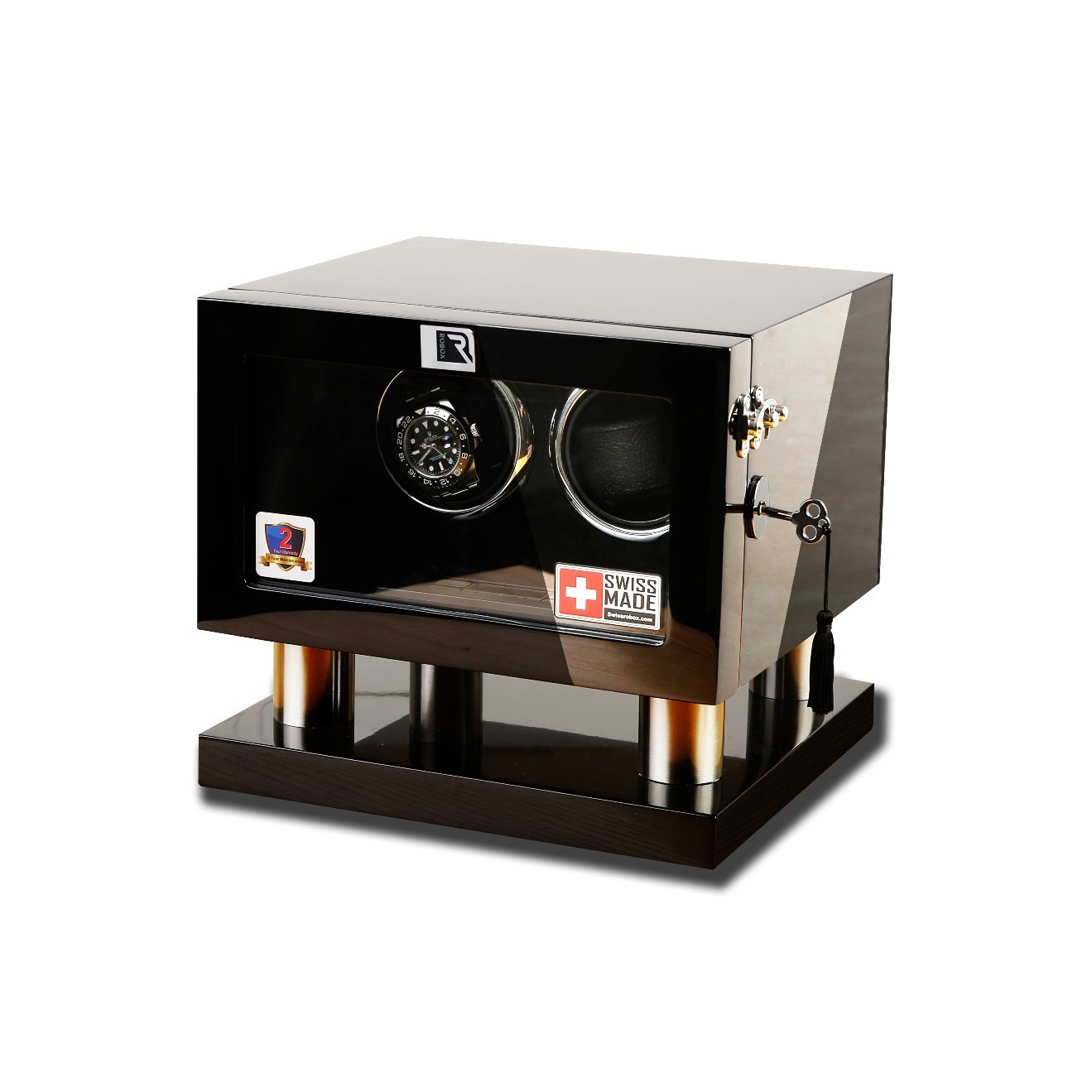The ROBOX WATCH WINDER 2 CASE SRW6002GW - The perfect for your watch